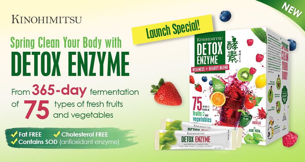 Detox Enzyme