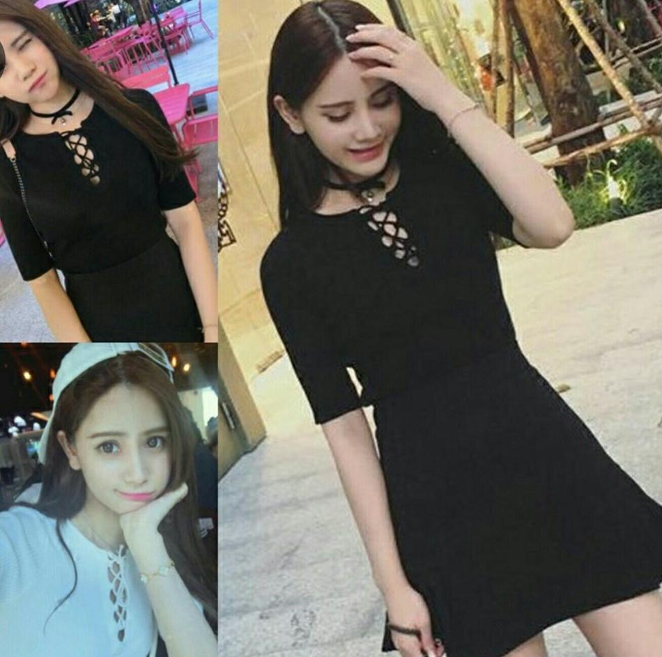 Black dress qoo10 - Black Dress Qoo10 31