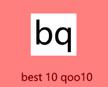 Best 10  Qoo10