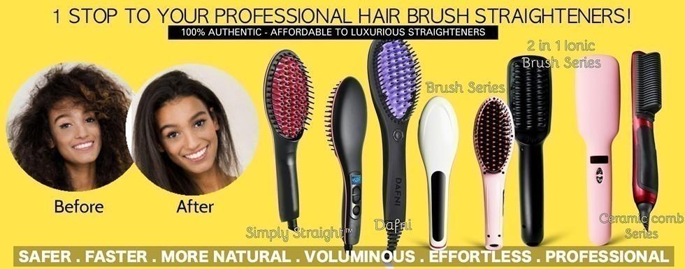 Professional Straighteners