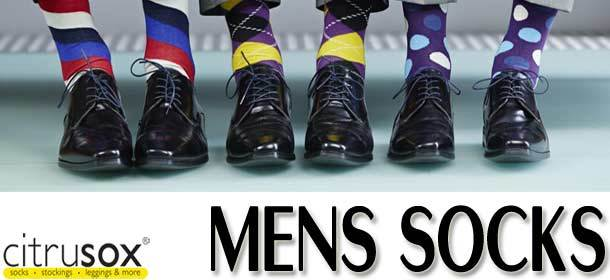 [Citrusox] Men Socks Shop