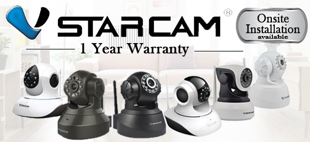 Most Reliable IP Camera Seller on Q10!