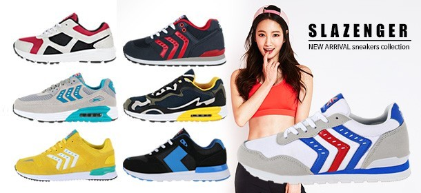 Special Sneaker SLAZENGER Shoes