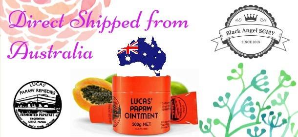 [GSS Sale][LUCAS PAPAW OINTMENT]✿LUCAS PAPAW REMEDIES✿MADE IN AUSTRALIA/CARICA PAPAYA/FRESH FERMENTE