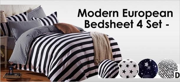 Bedsheet 4 Set