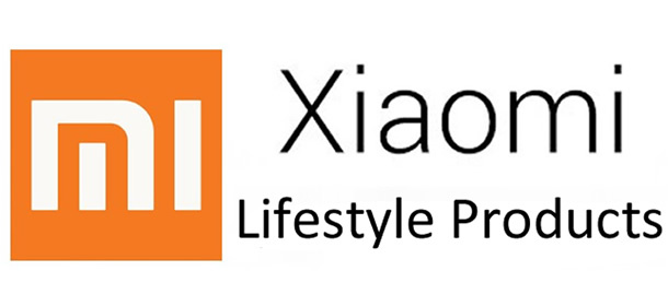 XiaoMi Lifestyle Products