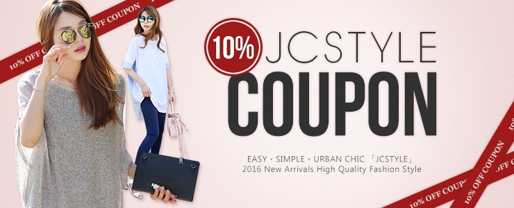 JCstyle  Easy Simple Urban Chic