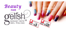 ★Best Seller★Gelish Nail Polish★