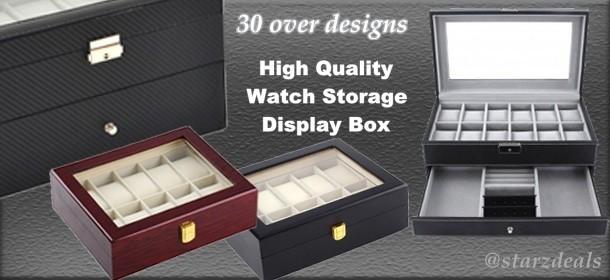 Watch Box Promo