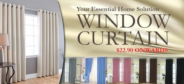 Window Curtain Fair