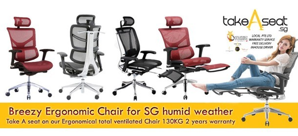 Ergonomic Chair Day! are you sitting right?