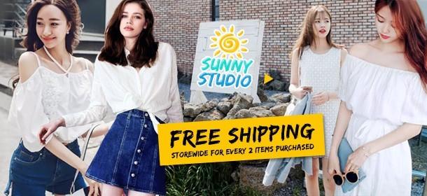 KOREAN STYLE FASHION CLOTHING