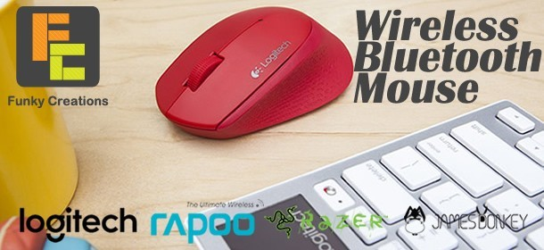Funky Wireless Mouse
