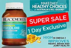 Blackmores & Honey Super Sale!!