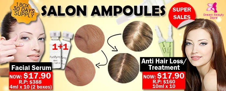 Salon Ampoules Super Sales