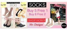 Socks Promotion