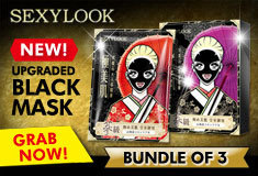 Sexylook Mask Bundle of 3 for $19.90