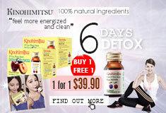 6-Days Detox Juice - Buy 1 Free 1!