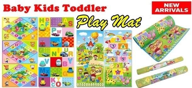 Baby Kids Toddler Play Mat