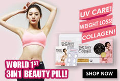 WORLD 1ST 3IN1 BEAUTY PILL!