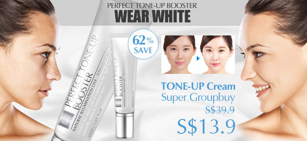 TONE-UP Cream Super Groupbuy $39.9 → $13.9