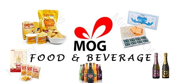 Food & Beverage by Ministry Of Gifts