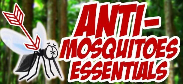 anti-mosquitoes essentials