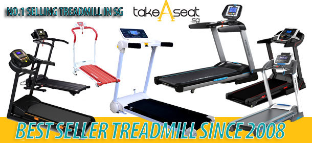Exercise at home with our electric Treadmill