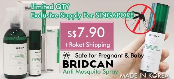 Mosquito Repellent !!