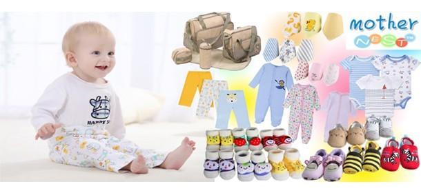 Mother Nest : Baby Fashion  Wear