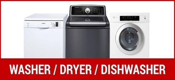 WASHER-DRYER-DISHWASHER