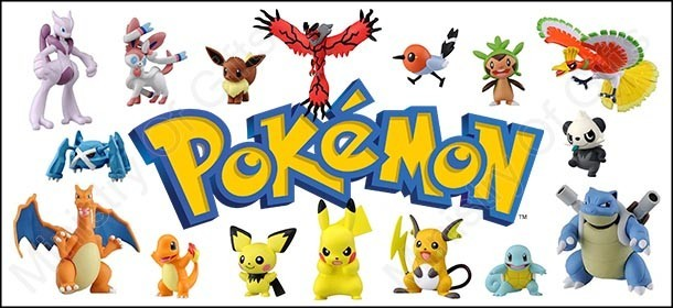 Pokemon by Ministry Of Gifts