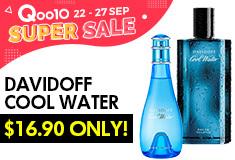 Davidoff Cool Water @ $16.90 ONLY!