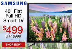 Samsung TV at $499