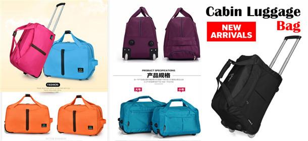 ★★ NEW Cabin Luggage Bag ★★