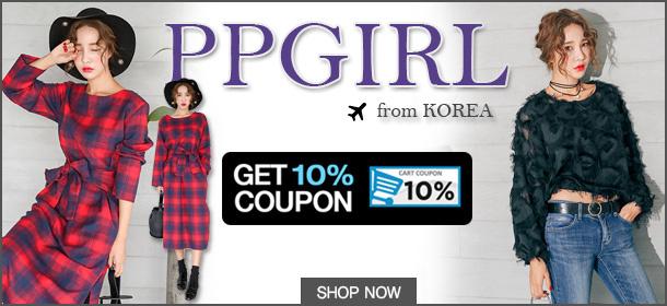 PPGIRL Special Sale Promotion