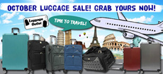 Luggage Outlet - Plan for year end starts now!