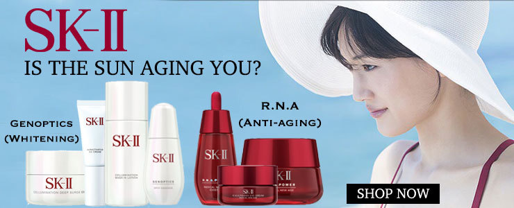 SK-II Whitening and Anti-aging