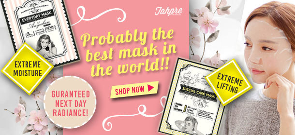 Tahpre Skincare - Korea's Hidden Gem