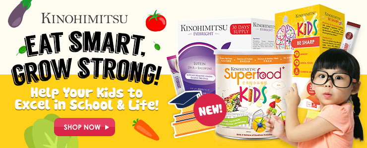 Kino Kids - Eat Smart, Grow Strong!