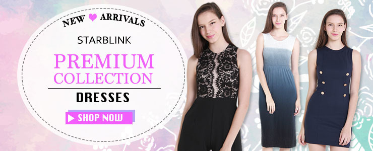 Starblink Premium Style Ladies Fashion