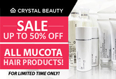 UP TO 60% OFF BODY CARE PRODUCTS ETC