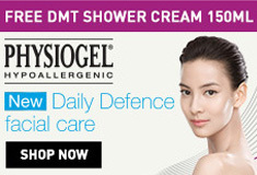 PHYSIOGEL DAILY DEFENCE LAUNCH!