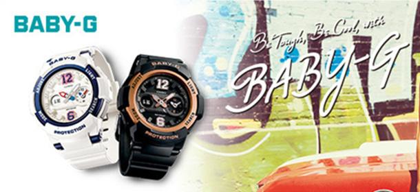 CASIO GENUINE  BABY-G BG169R BG169G SERIES NEW MODELS Free Reg. Shipping and 1 Year Warranty