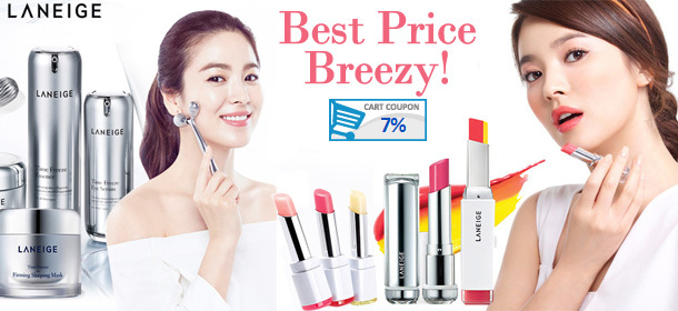 Korean Cosmetics Big SALE up to 70% OFF