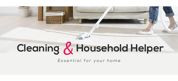 Cleaner & Household Helpers