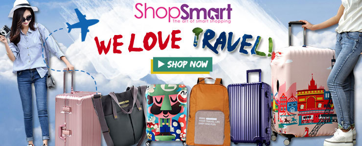 [ShopSmart] Local Delivery Bags Travel