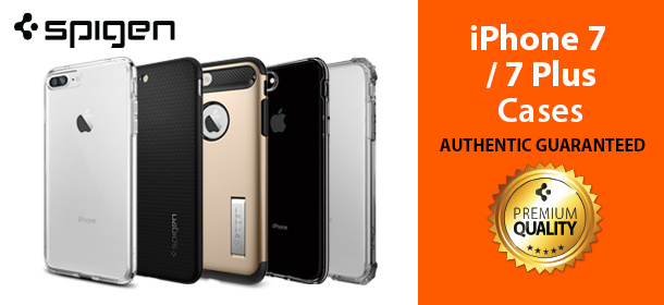 Spigen iPhone 7 / 7 Plus Case