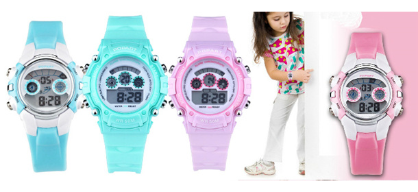 Kids Waterproof Watches Christmas Gift