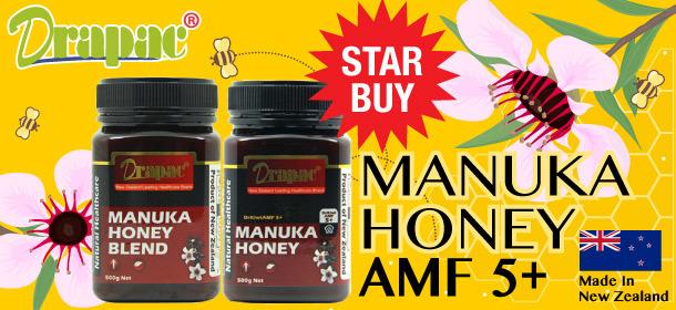 Drapac Manuka Honey